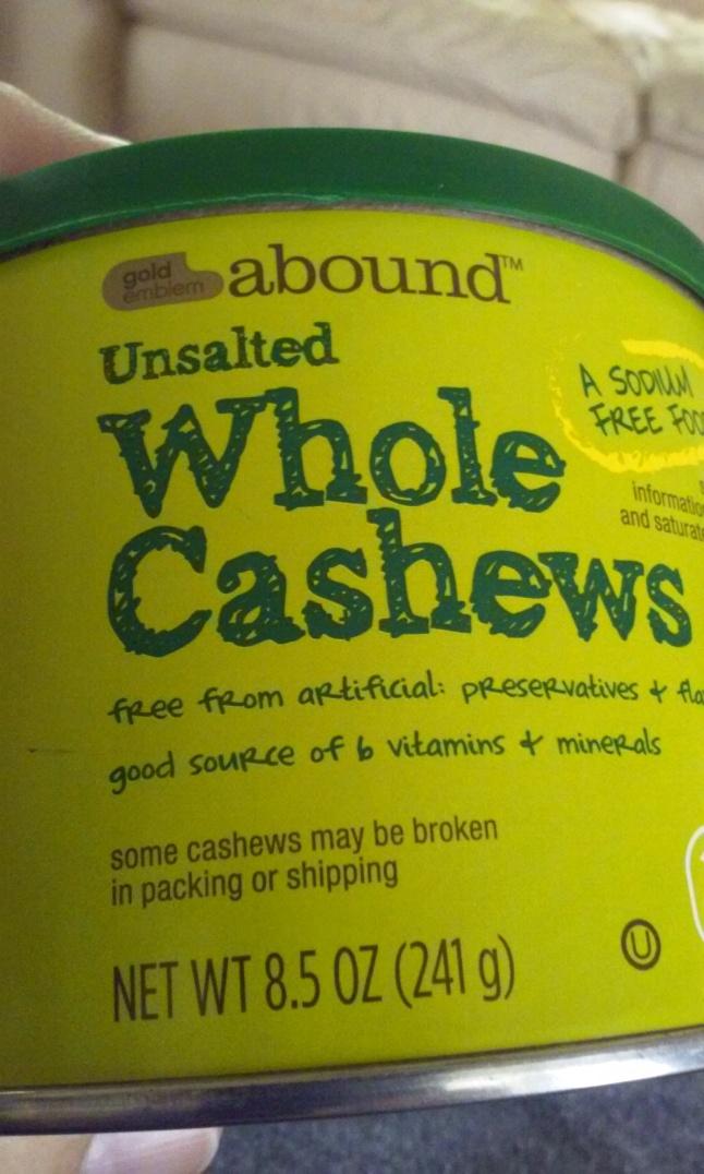 slob, humor, cashews