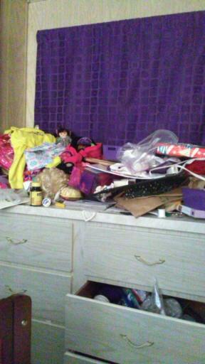 slob, humor, cluttered