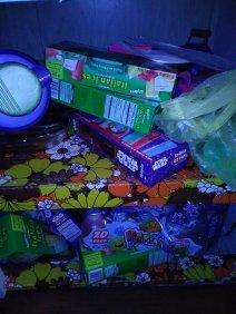 slob, humor, cluttered cabinet